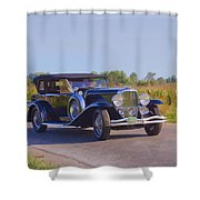 Mob Boss Shower Curtain