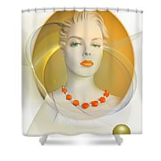 Model 102 Shower Curtain