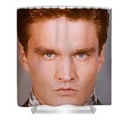 Model Robert Sorensen No. 1 Shower Curtain