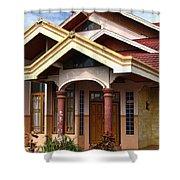 Modern Minehasa Home 1 Shower Curtain
