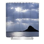 Mokolii Island Shower Curtain