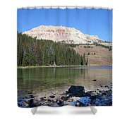 Montana100 0883 Shower Curtain