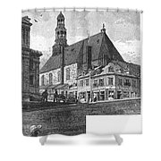 Montreal: Bonsecours Shower Curtain