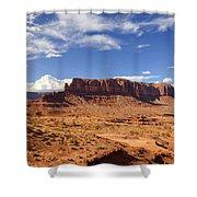 Monument Valley Arizona  Shower Curtain