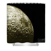 Moons Southern Hemisphere Shower Curtain