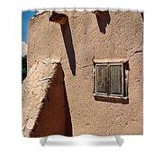 Morada Window Shower Curtain