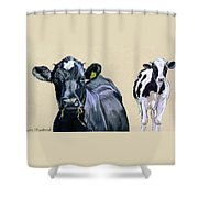 More Than Just A Number Shower Curtain