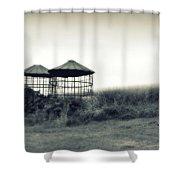 Morning Corn 2 Shower Curtain