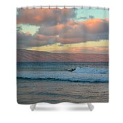 Morning In Maui Shower Curtain