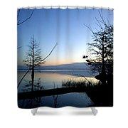 Morning Serenity Shower Curtain