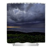 Morning Squall Shower Curtain