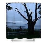 Morning Wake Shower Curtain
