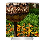Moroccan Garden IIi Shower Curtain