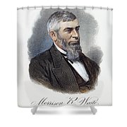 Morrison Remick Waite Shower Curtain