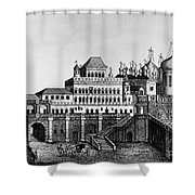 Moscow: Terem Palace Shower Curtain