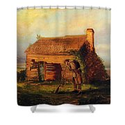 Mosler: Lost Cause, 1868 Shower Curtain