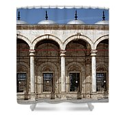 Mosque Of Muhammad Ali In Cairo Shower Curtain
