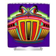 Mother Lode Shower Curtain