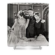 Mother O Mine, 1921 Shower Curtain