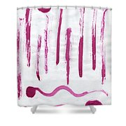 Mother's Surprise Shower Curtain