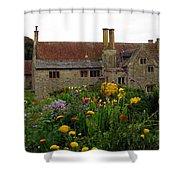 Mottiston Manor Shower Curtain