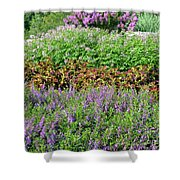 Mounds Of Color Shower Curtain