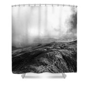 Mount Adams New Hampshire Shower Curtain