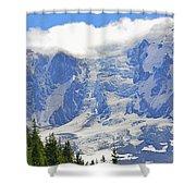 Mount Adams Shower Curtain