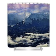 Mount Brooks Shower Curtain