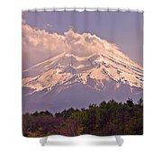 Mount Fuji Shower Curtain