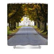Mount Pleasant In Autumn - Philadelphia Shower Curtain