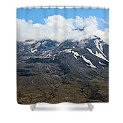 Mount St Helens Shower Curtain