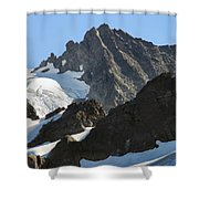 Mountain's Majesty Shower Curtain