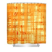 Moveonart Cityunderthesun Shower Curtain
