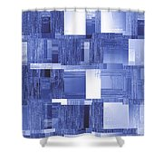 Moveonart Coolinsights Shower Curtain