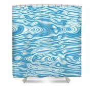 Moveonart Doppler Shower Curtain