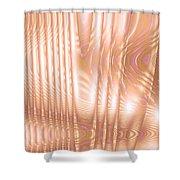 Moveonart Illuminatedoutlook Shower Curtain