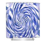Moveonart Inthewind Shower Curtain