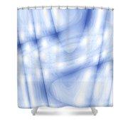 Moveonart Pastthefuture Shower Curtain