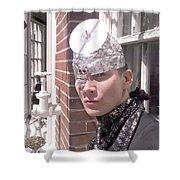 Moveonart Solarenergyhat Shower Curtain