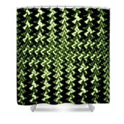Moveonart Thankfulthankfulthankful Shower Curtain