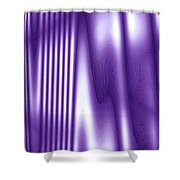 Moveonart Withhelpofpurple Shower Curtain
