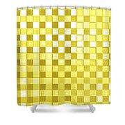 Moveonart Yesforyellow Shower Curtain