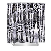 Moveonart Youareinthewaves Shower Curtain