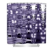 Moveonart Youcanmakeit Shower Curtain