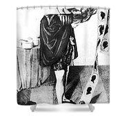 Mozart: Don Giovanni Shower Curtain