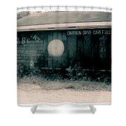 Mr Bs Jeanerette- Louisiana Shower Curtain