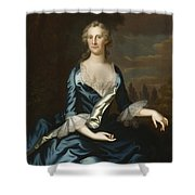 Mrs. Charles Carroll Of Annapolis Shower Curtain