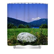 Mt Desert Island Maine Shower Curtain