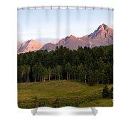 Mt. Sneffles Shower Curtain
